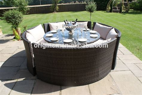 company garden treasures rattan dining furniture