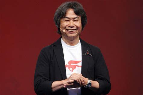 Shigeru Miyamoto Says He Will Continue To Create New ...