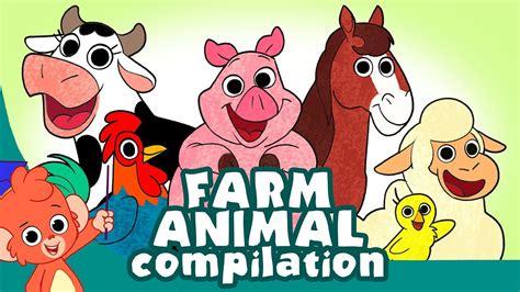 Barnyard Animal Cartoon Best