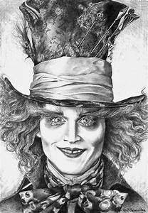 drawing the mad hatter - Google Search by Roo | WHI