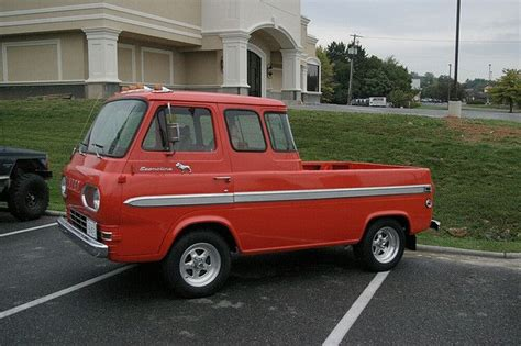 Extended Cab~modified Econoline Pick-up ~
