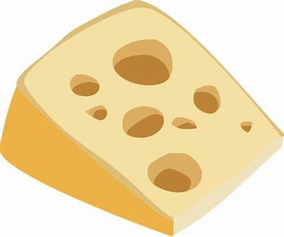Cheese Swiss Stinky Clip Clipart Drawing Cliparts