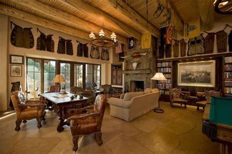 eye  design decorating  western style home