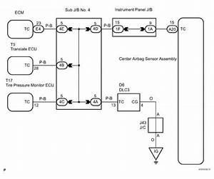 Tc And Cg Terminal Circuit Description