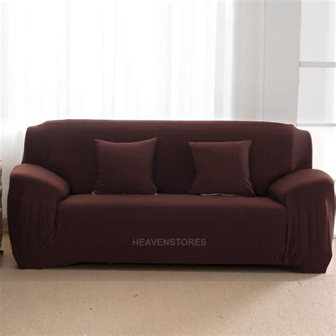 Loveseat Futon Cover by Stretch Slipcover Chair Seat Sofa Futon Recliner