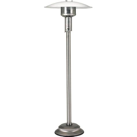 patio comfort infrared gas heater stainless steel