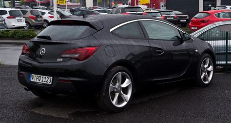 opel astra 2012 2012 opel astra j gtc pictures information and specs