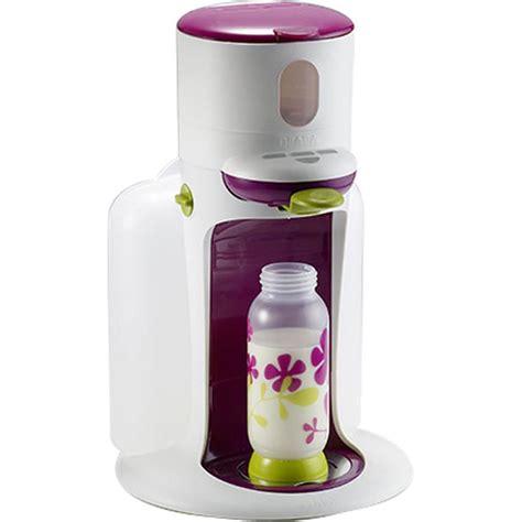 appareil pour faire petit pot bebe bib expresso la machine 224 biberons des tout petits