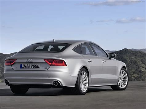 Audi A7 2018 Exotic Car Picture 07 Of 44 Diesel Station