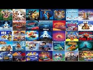 Top 10 highest grossing animated movies till 2016 - YouTube