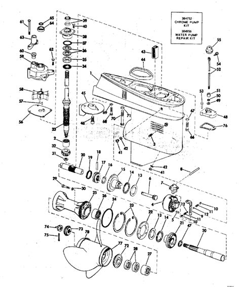 Johnson 115 V4 Outboard Wiring Diagram Pdf by Evinrude 6hp Outboard Motor Manual Impremedia Net
