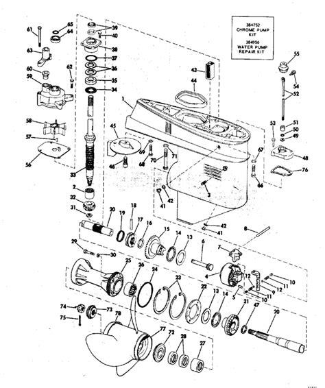 Mercury Boat Motor Wiring Diagram 1992 by 1999 Mercury 115 Outboard Motor Impremedia Net