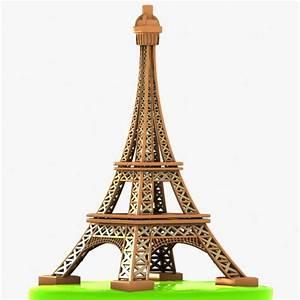Eiffel Tower Cartoon - ClipArt Best