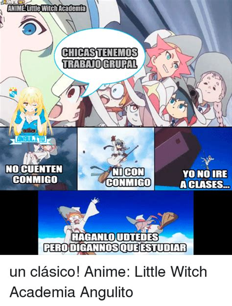 Little Witch Academia Memes - 25 best memes about witch academia witch academia memes
