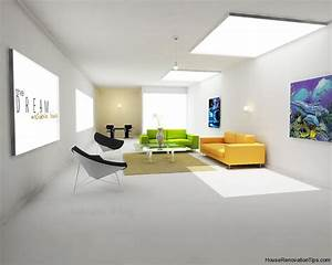 Modern home interior design interior decoration home for Interior design of a modern home