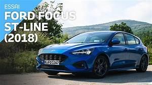 Ford Focus Sw St Line : essai ford focus st line 2018 182 ch youtube ~ Medecine-chirurgie-esthetiques.com Avis de Voitures