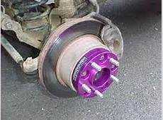 How to install 25mm Wheel spacer Subaru WRX YouTube