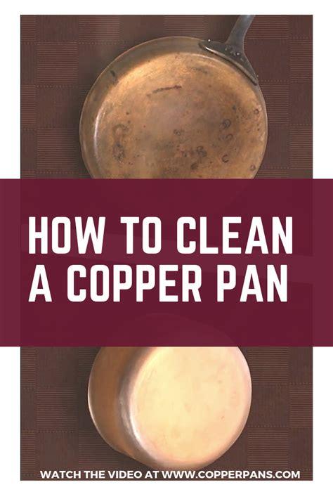 copper pans  meant    lifetime   short video     easy