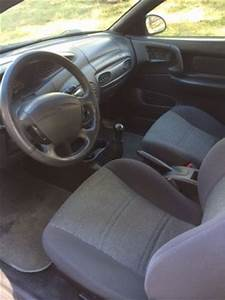 Find Used 2000 Ford Escort Zx2 Coupe Manual Transmission