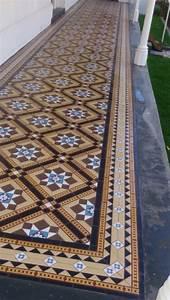 Federation, Tiling, Melbourne