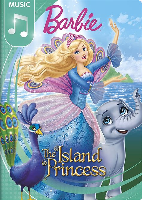 barbie   island princess  barbie wiki