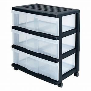 Ikea Aufbewahrungsboxen Plastik : rollcontainer kunststoff 3 schubladen bauhaus ~ Markanthonyermac.com Haus und Dekorationen