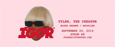 Tyler Creator Billboard tyler  creator   september  stage ae 1400 x 580 · png