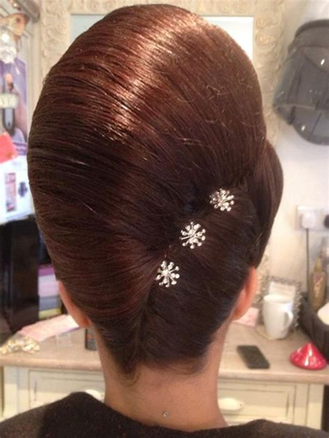 blond bouffant  images french twist hair hair