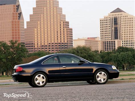 1996 Acura Cl by 1996 Acura Cl Picture 34 Car Review Top Speed