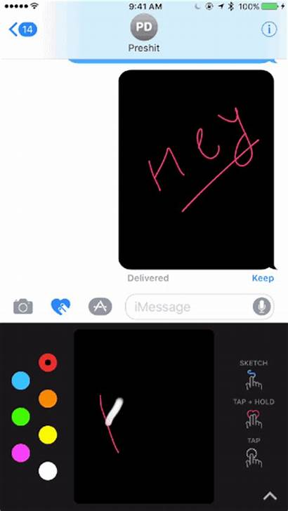 Messages Touch Ios Iphone Coolest Features Know