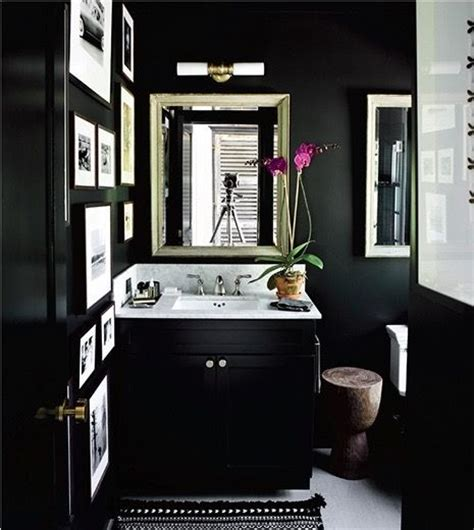 and black bathroom ideas black bathroom black white colored bathroom design