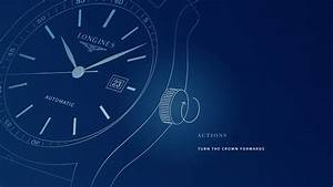 Longines User Guide