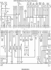 Escort Power Cord Wiring Diagram