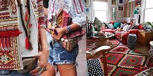 Déco Bohème Ethnique : tendance boh me d co et mode je fais moi m me ~ Melissatoandfro.com Idées de Décoration