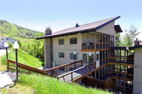 Steamboat Springs Lodging by Storm Meadows At Christie Base Steamboat Springs Lodging