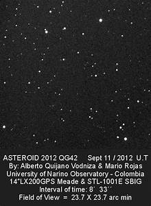 Flying asteroid visible by telescope tonight | MLive.com