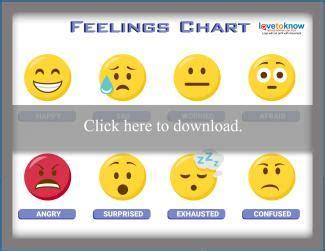 feelings chart for children lovetoknow 749   237569 325x251 feeling chart for older kids thumb