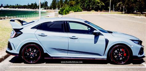Honda Civic Type R 2019 by 2019 Honda Civic Type R Changes Honda Civic Updates