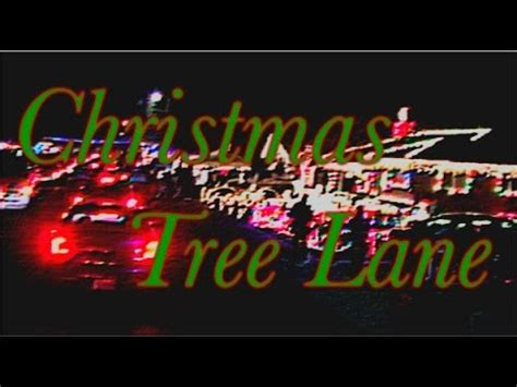christmas tree lane in ceres california special holiday