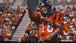 Denver Broncos 2014 Depth Chart Broncos Madden Ratings 2014 Broncos Are Top Rated Afc