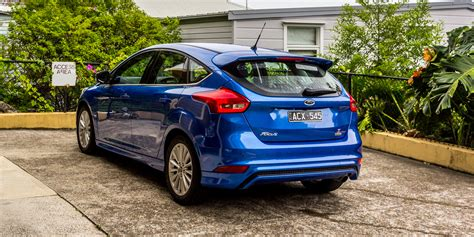 is a ford focus a sports car 2016 ford focus sport review caradvice