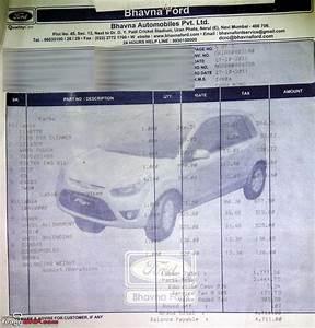 1st-gen Ford Figo 1 4l Titanium Diesel