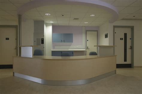 queen alexandra hospital reception area david bailey