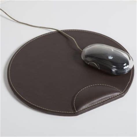 tapis de souris d ordinateur imitation cuir la redoute pickture
