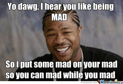 You Mad Meme - you mad bro by mohammadnaufal nursyabana meme center