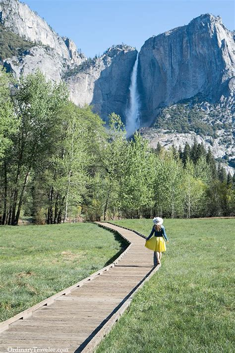 The Ultimate Guide Yosemite National Park Ordinary