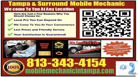 mobile auto mechanic portrichey pre purchase foreign car