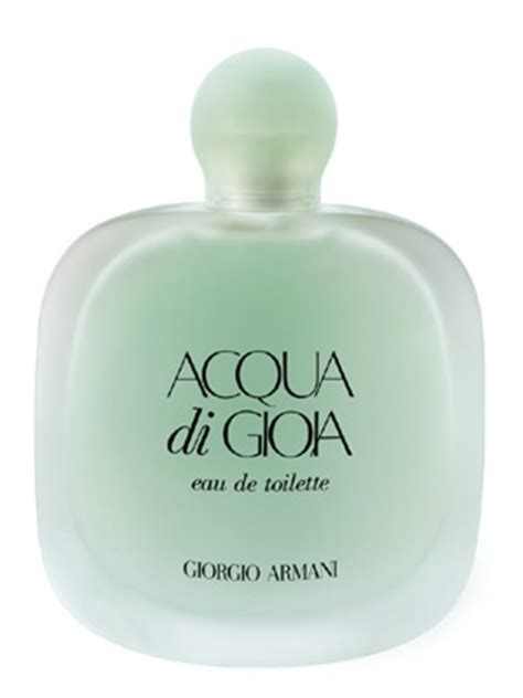acqua di gioia eau de toilette giorgio armani perfume a