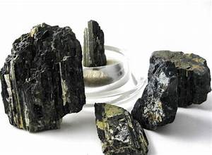 Ethereal Energies of Quartz Crystals: Black Tourmaline ...