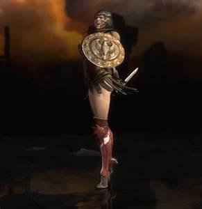Injustice: Gods Among Us: Wonder Woman Regime Alternate ...